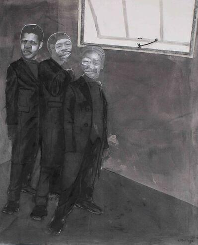 Neo Matloga, 'Gare bine gape II', 2018