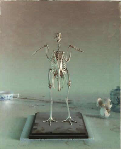 Daniel Sprick, 'Chicken Skeleton', 2004