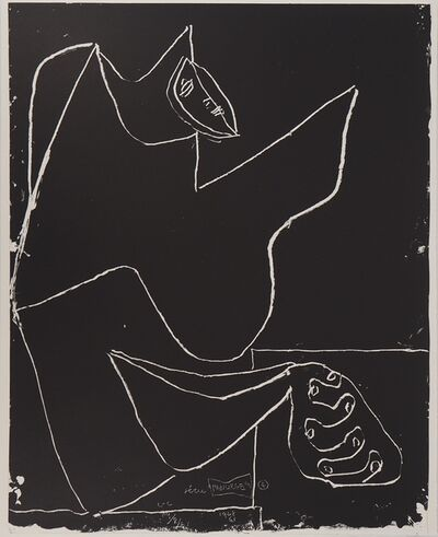 Le Corbusier, 'Dancer and Hands', 20th Century
