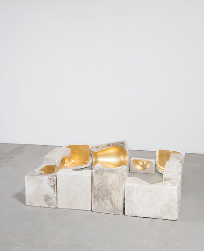 Jose Dávila, 'One in the other', 2018