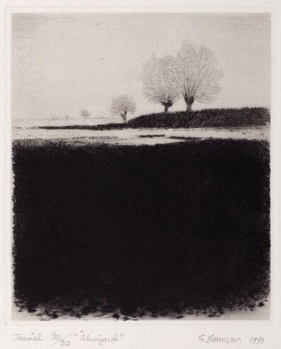 Gunnar Norrman, 'Akerjord (Tilled Soil)'