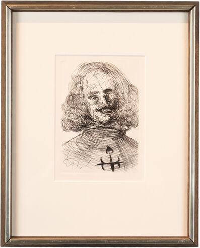 Salvador Dalí, 'Velasquez', ca. 1968