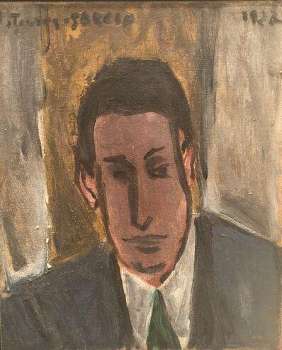 Joaquín Torres-García, 'Cabeza de Hombre ', 1927