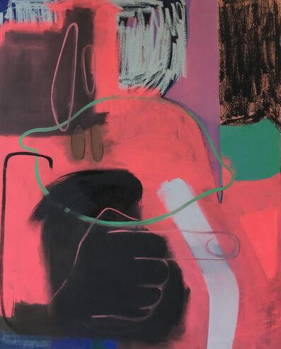 Hanna Kaminski, 'o.T. (mit grüner Zitrone)', 2020