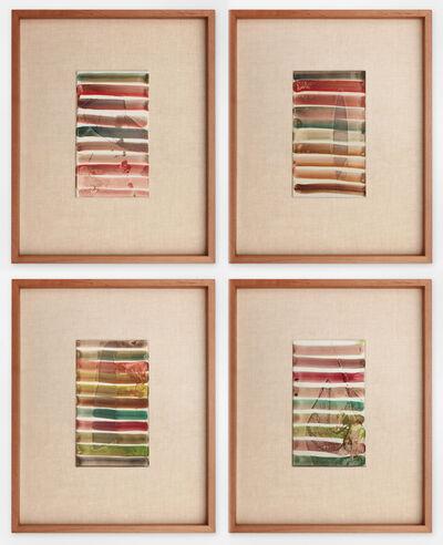 Sadaharu Horio, '4 Works', 2013