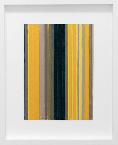 Vicky Christou, 'Color Study, Yellow/Green 1', 2014