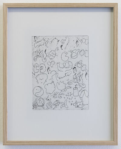 Mercedes Azpilicueta, 'Untitled / visuales mnemonicas (m4l)', 2016