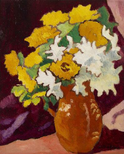 Louis Valtat, 'Narcisses et soucis', 1943