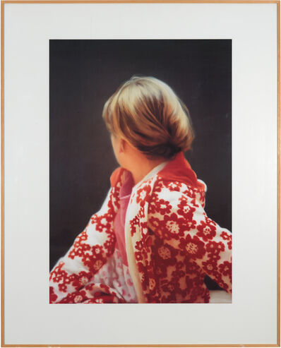 Gerhard Richter, 'Betty', 1991