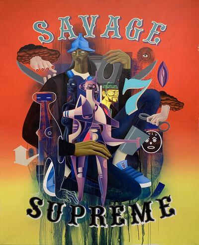 Doze Green, 'Savage Supreme', 2019