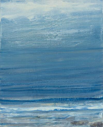 Celia Paul, 'Hot Summer Sea', 2018