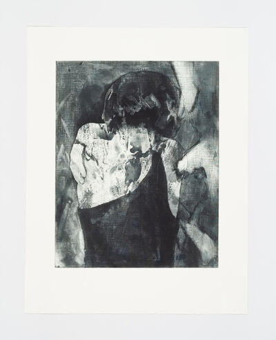 Matt Saunders, 'Brigitte in the Reeds (from Menschen am Sonntag)', 2014