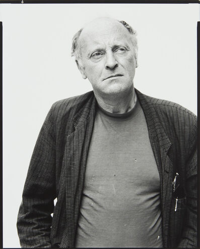 Richard Avedon, 'Joseph Brodsky, New York City, June 16, 1991'