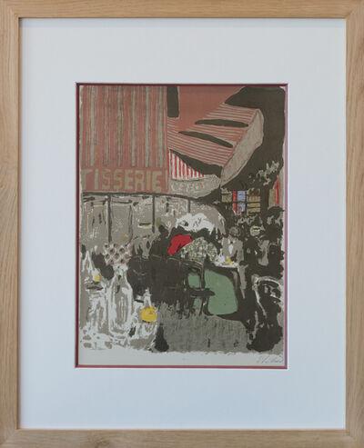 Édouard Vuillard, 'La pâtisserie', 1899