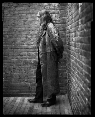 Mark Seliger, 'Willie Nelson, New York, NY', 2001