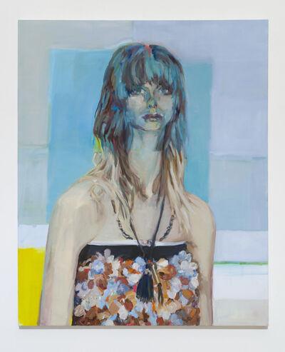 Janet Werner, 'Goldie (Blue)', 2018