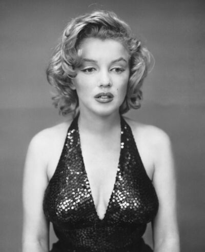 Richard Avedon, 'Marilyn Monroe, actress, New York City', 1957