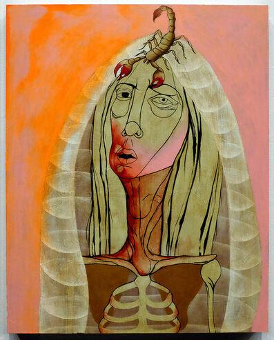 Jennifer Caviola (CAKE), 'Scorpion Bride', 2013-2014