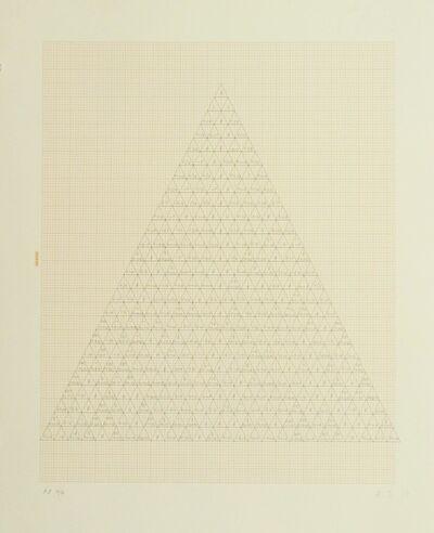 Agnes Denes, 'Human Argument - Cream', 2013
