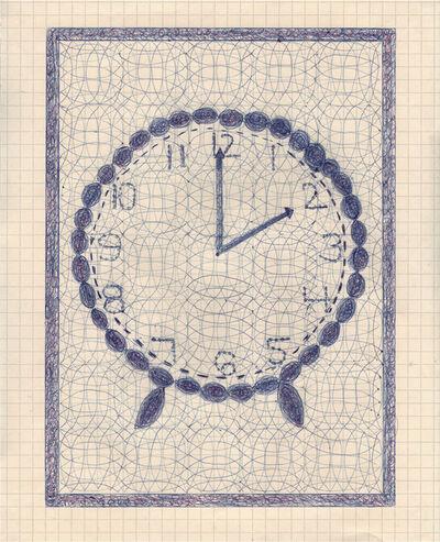 Caroline Blum, 'Two O'Clock', 2020