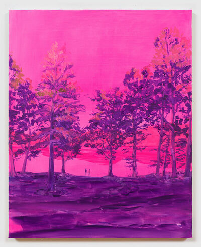Sebastian Blanck, 'Lake Sunset ', 2019