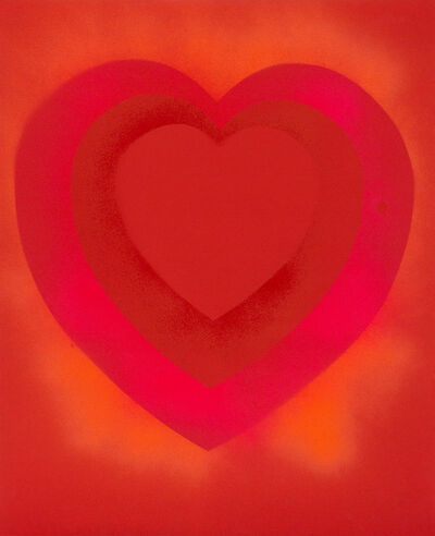 Walter Darby Bannard, 'Untitled (Heart Painting)', 1959