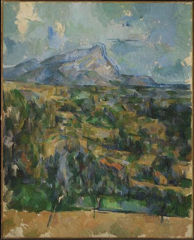 Paul Cézanne, 'Mont Sainte-Victoire', 1904-1906