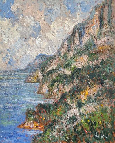 Samir Sammoun, 'Amalfi Coast', 2019