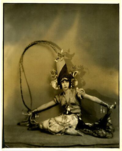 "Nickolas Muray, 'Margaret Severn in ""Greenwich Village Follies 1920""', 1920"