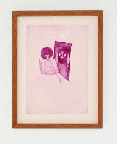 Dorota Jurczak, 'W łóżku (II)', 2019