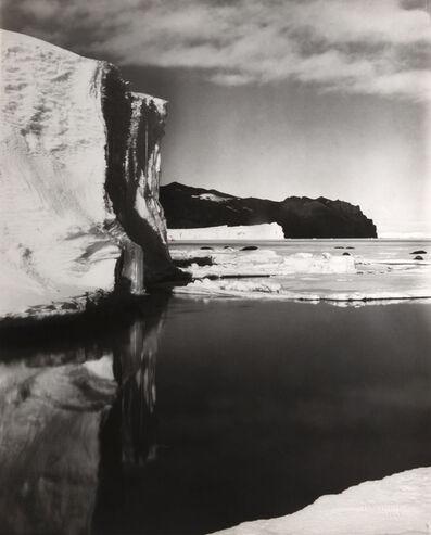 Herbert George Ponting, 'GLACIER, ANTARCTICA, 1911-1912', 1911-1912