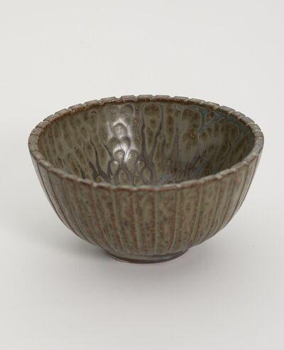 Arne Bang, 'Ribbed Bowl', ca. 1930