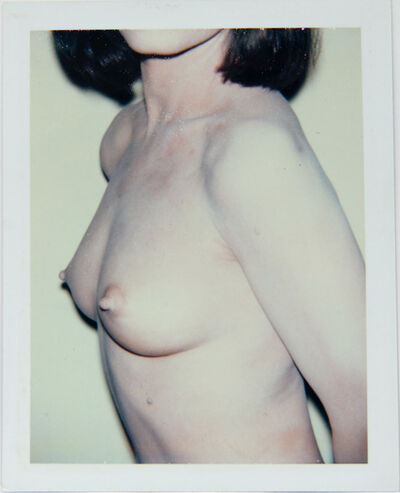 Andy Warhol, 'Andy Warhol, Polaroid Photograph of Pat Hearn, 1985', 1985