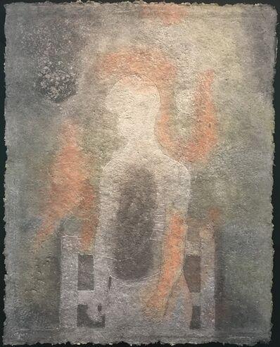 Rufino Tamayo, 'Hombre en Gris (Man in Grey)', 1981