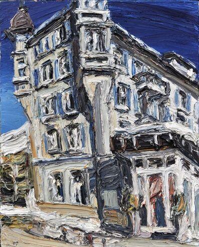Christopher Lehmpfuhl, 'Hotel Im  Abendlicht', 2016