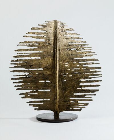 Charlotte Mayer, 'Leaf Form'