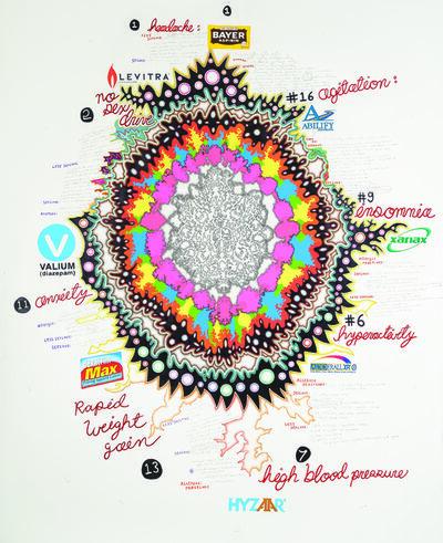 John O'Connor, 'Drug Loop', 2011