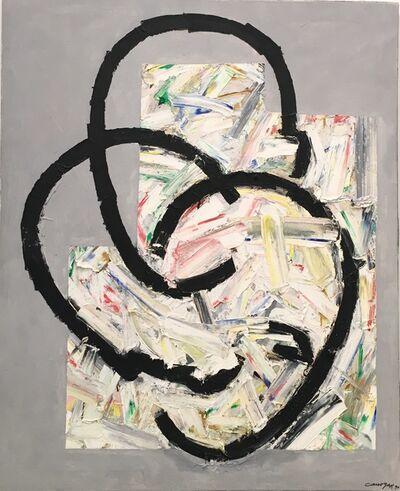 Rafael Canogar, 'Escena Urbana XXI-90 (068)', 1990