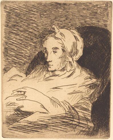 Édouard Manet, 'The Convalescent (La convalescente)', 1876/1878
