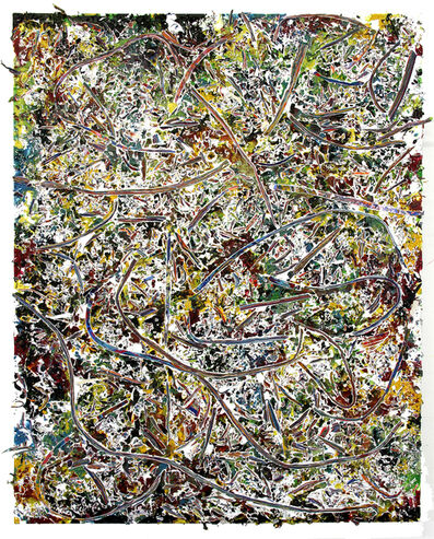 Jacin Giordano, 'Shredded Painting #37', 2015