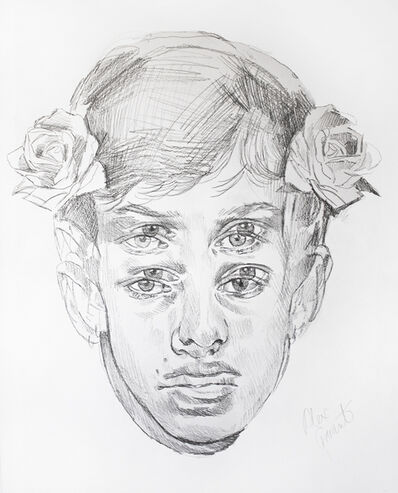 Alex Garant, 'Bloom Sketch', 2020
