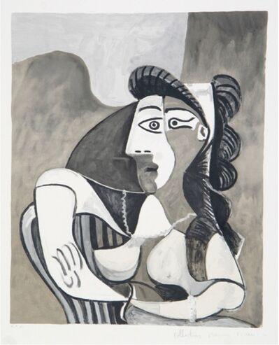 Pablo Picasso, 'Femme Accoudee au Fauteuil', 1979-1982