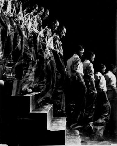 Eliot Elisofon, 'Marcel Duchamp Descending a Staircase', 1952