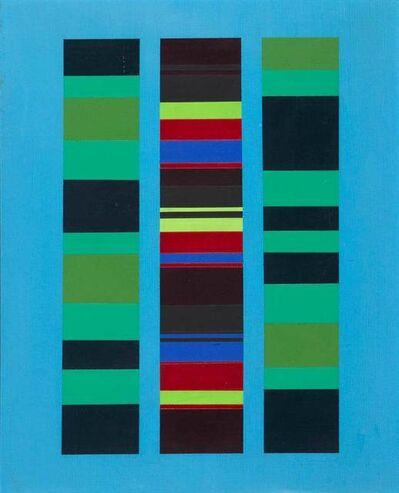 Omar Carreño, 'Políptico', Late 20th Century