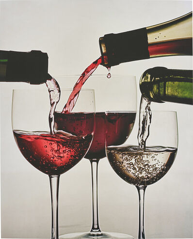 Irving Penn, 'Three Wines of France, New York', 1953