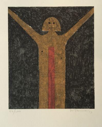 Rufino Tamayo, 'Hombre (Man)', 1979