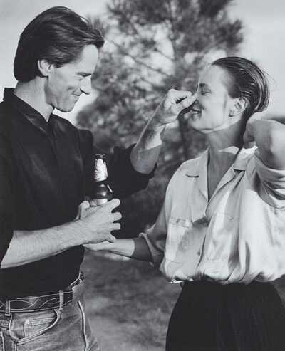 Bruce Weber, 'Sam Shepard and Jessica Lange, Santa Fe, New Mexico', 1984