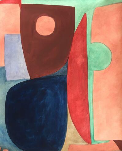 Caroline Denervaud, 'Petit espace de liaison possible', 2019