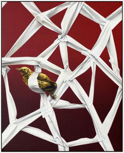 Eckart Hahn, 'Paperweb', 2017