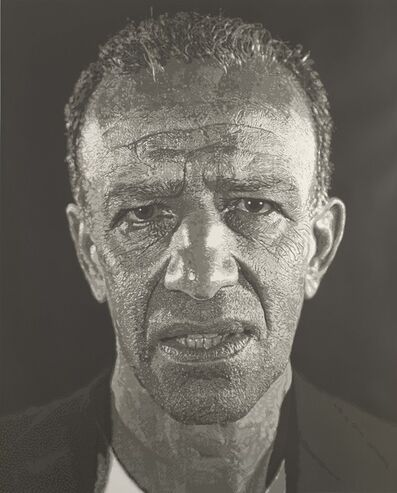 Chuck Close, 'Alex/Reduction Print', 1993